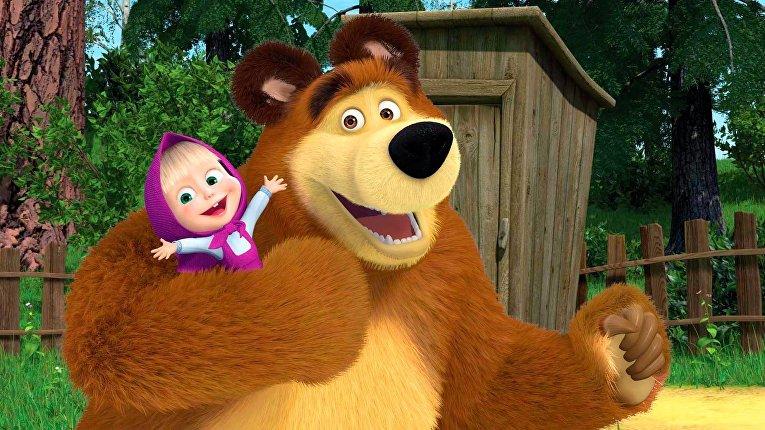 картинки фото маша и медведь