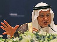 Принц Саудовской Аравии Турки ибн Фейсал Аль Сауд