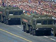 Оперативно-тактический ракетный комплекс «Искандер»