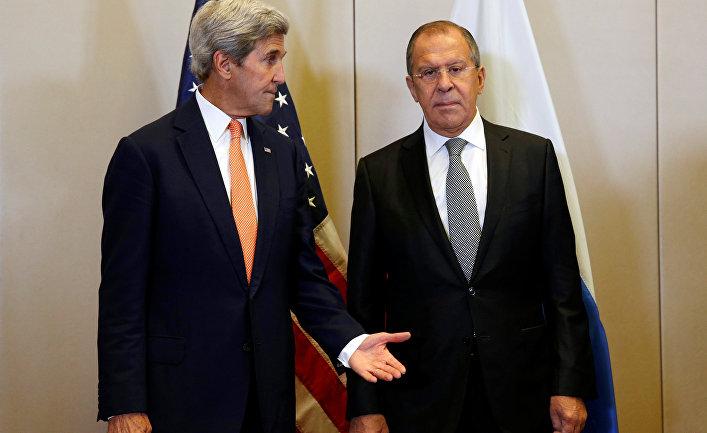 Лавров назвал срок окончания переговоров сСША поСирии