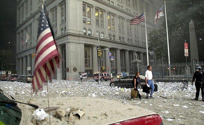 Церемония памяти погибших втерактах 11сентября пройдет вНью-Йорке