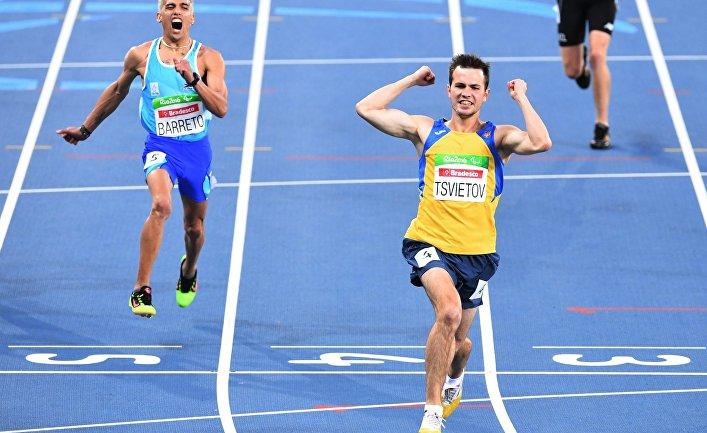 Харьковский паралимпиец завоевал золотую медаль напаралимпиаде вРио