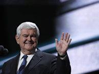 Бывший спикер палаты представителей Ньют Гингрич