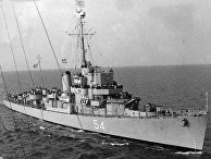 Американский эсминец USS Eldridge (1943)