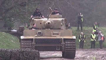 «Тигр I» vs Т-34