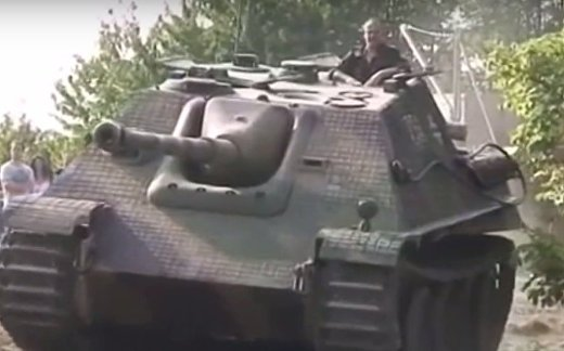 TOP-10 истребителей танков времен ВМВ