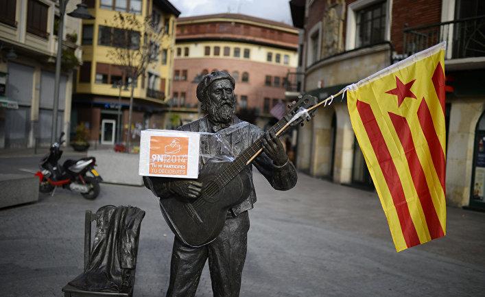 Почему националисты из Страны басков не требуют независимости от Испании