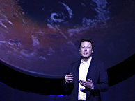 Основатель и генеральный директор компании Spacex Элон Маск