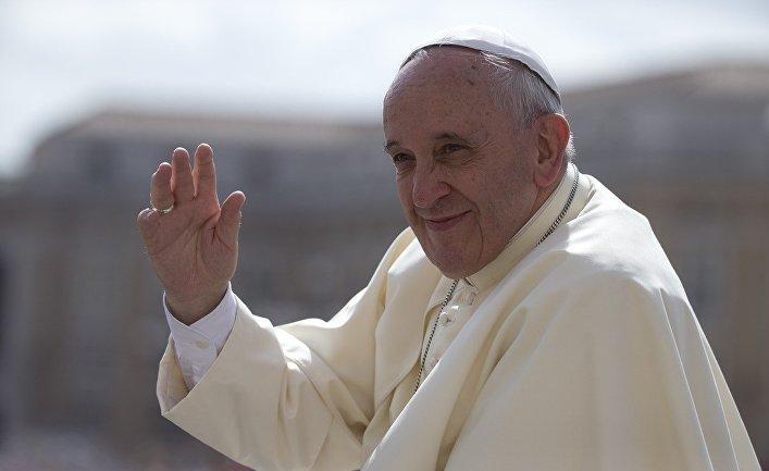 Мыготовы кобновленному разговору сГрузинской Церковью— Папа Франциск