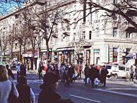 Улица Кишинева, Молдавия