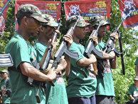 Повстанцы в южной части Филиппин