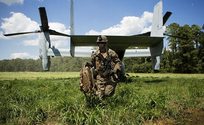 Пентагон готовится квойне сРоссией