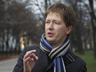 Независимый аналитик по вопросам безопасности Андрей Солдатов в Москве