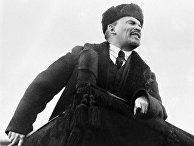 ПразднованиеI-ой годовщины Великой Октябрьской революции