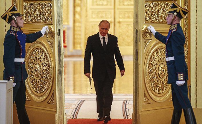 Президент России Президент России Владимир Путин