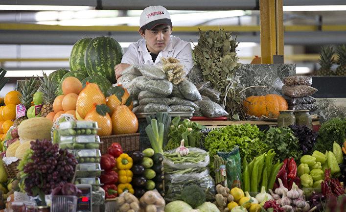 любое продовольственые рынки в москве отличается особой…