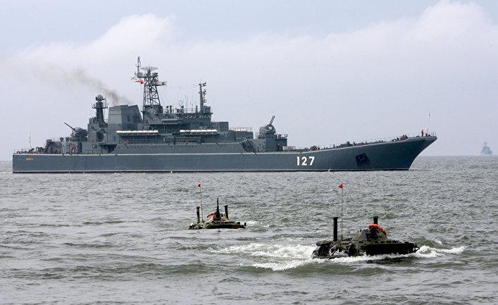 Российские вооружения вблизи Балтийского моря