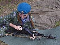 Военно-патриотический лагерь «Гвардеец» в Костроме