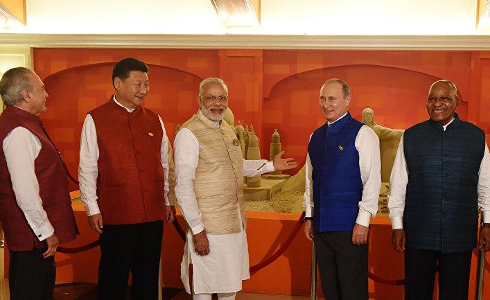 Индия: Проблема не с Россией, а с Китаем