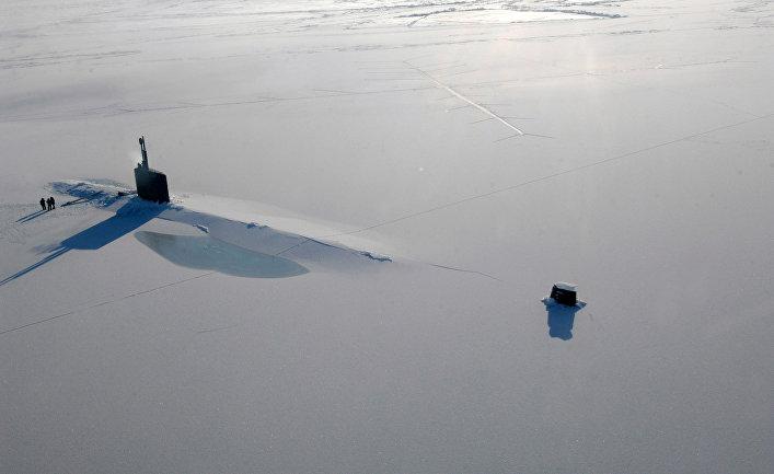 Подводная лодка Annapolis ВМС США