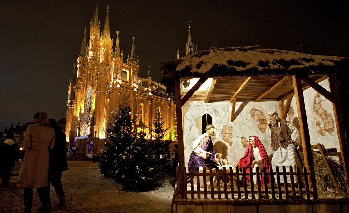 Рада объявила католическое Рождество официальным выходным днем