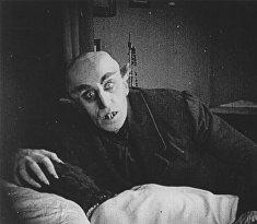 Кадр из фильма «Носферату, симфония ужаса»