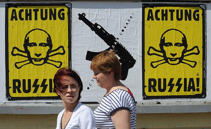 Гнев польских сантехников Почему Варшава больше не любит Киев