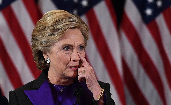 WPназвала спонсорами досье наТрампа штаб Клинтон идемократов