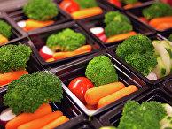 Овощи порционные