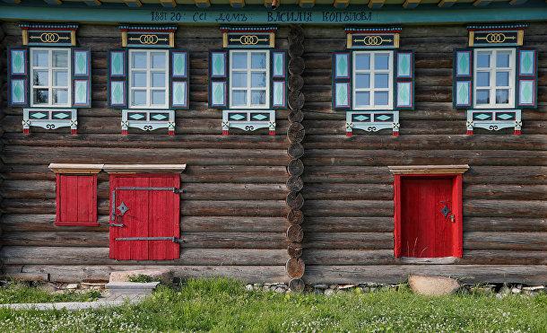 Дом в деревне Коростелево, Вологодская область