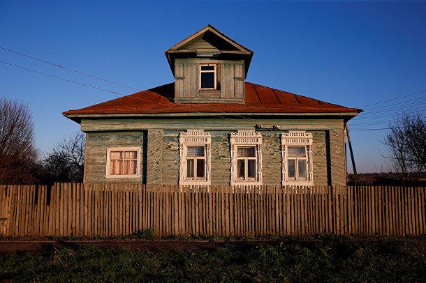 Дом в селе Деболовское, Ярославская область