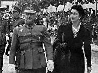 генерал Франциско Франко