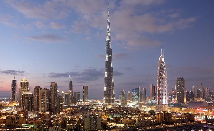 Секрет успеха Дубая