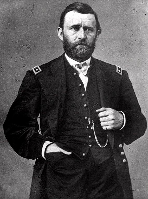 Генерал-лейтенант Улисс Грант