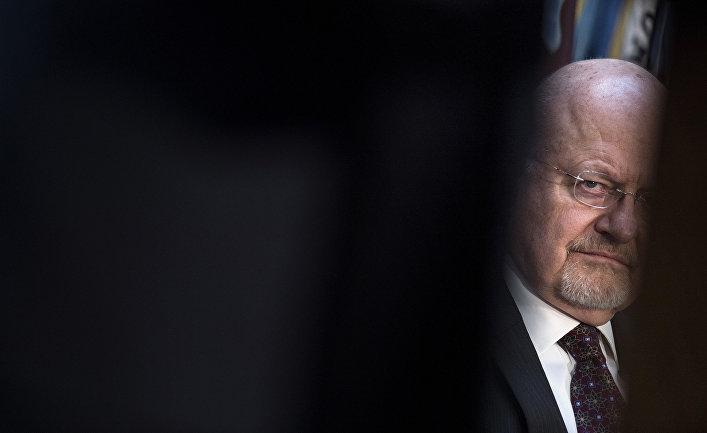 Директор национальной разведки Джеймс Клэппер