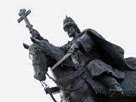 Открытие первого в России памятника Ивану Грозному в Орле