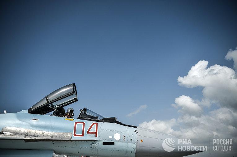 Авиабаза «Хмеймим» в Сирии