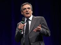 Бывший премьер-министр Франции Франсуа Фийон