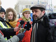 Писатель и журналист Виктор Шендерович