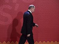 Президент России Владимир Путин на встрече лидеров АТЭС