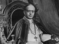 Папа римский Пий XI в 1930 году