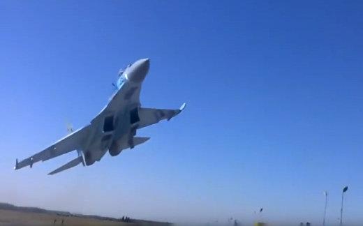 Высший пилотаж украинского «аса»