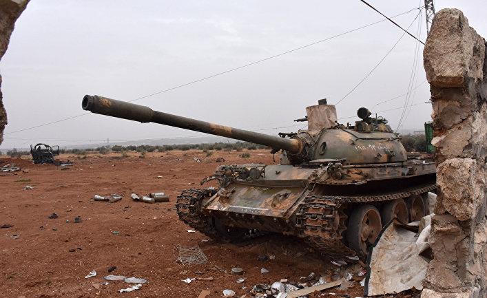 Сирийская армия освободила отбоевиков исторический центр Алеппо
