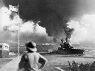 Налет на Перл-Харбор. 7 декабря 1941 года