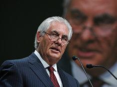 Председатель и главный исполнительный директор Exxon Mobil Рекс Тиллерсон