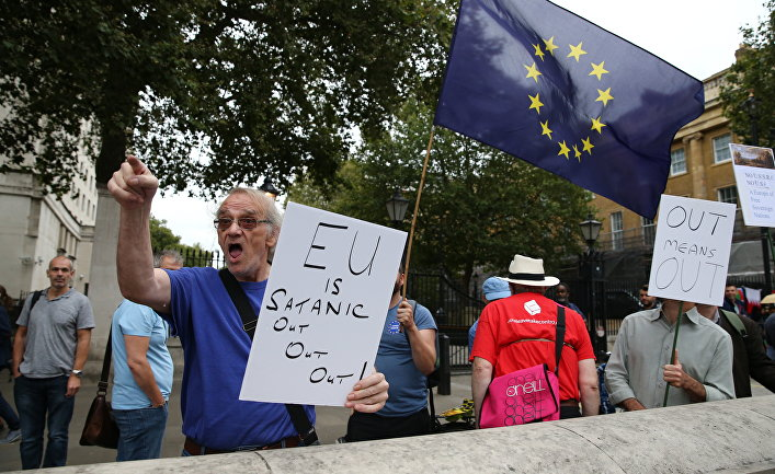 ВБрюсселе начались переговоры оBrexit