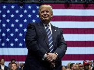 Избранный президент Дональд Трамп
