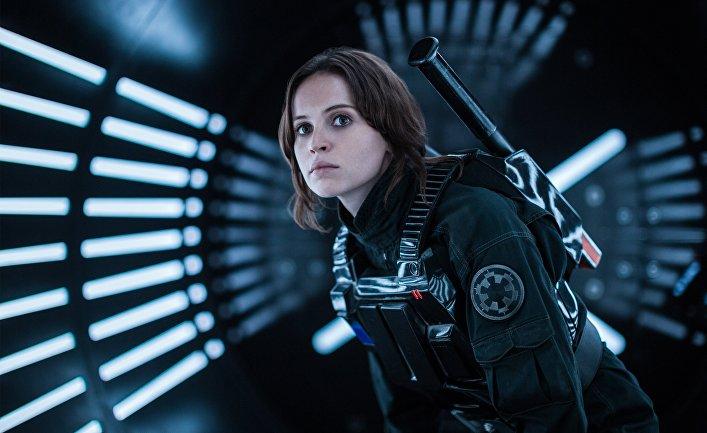 Кадр из фильма «Изгой-один: Звёздные войны. Истории»