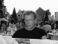 Российский писатель Виктор Ерофеев в Париже