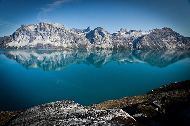 Остров Сторо, Гренландия
